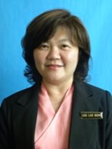 Photo of Dr. Lee Leh Hong